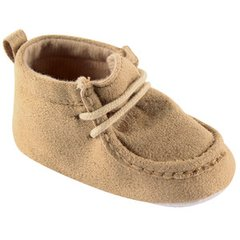 LUVABLE FRIENDS WALLABEE INSPIRED BOOT, TAN