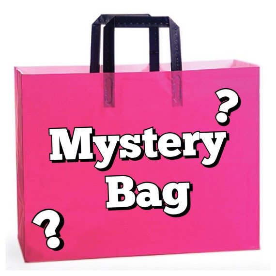 MYSTERY BAG of 4 CHEER BOWS ( value of $45 and up ) | JERSEY BOWS