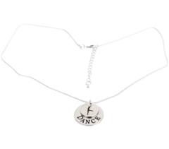 Dancer Pendant Necklace
