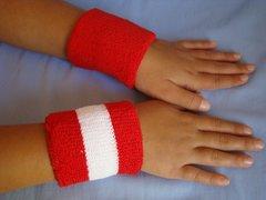 Terry Wristband