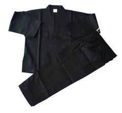 Karate Gi (Black Uniform)