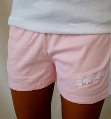 CLEARANCE: ASY Pink Cheer SHORTS