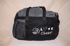 Large CHEER Duffel Bag
