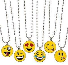 Emoji Necklace (assorted designs)