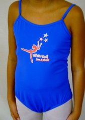ASY Royal Blue Practice Leotard