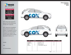 Chevy Equinox 2016 - Complete Kit