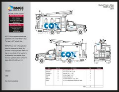 Bucket Truck - Altec - 2017 - Complete Kit