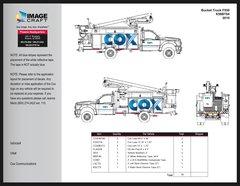 Bucket Truck F550 2010 - A la Carte