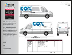 Ford Transit 2016 - Media - Complete Kit