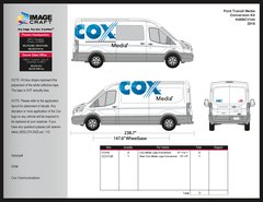 Ford Transit-2015-Conversion Kit - Media