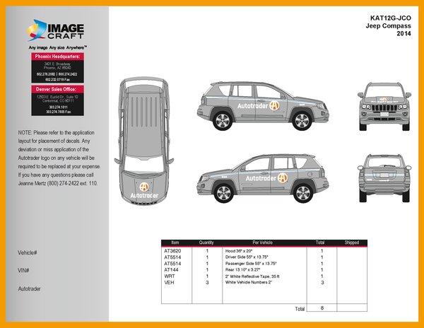 Jeep Compass - 2014- Autotrader - A La Carte