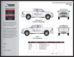 Ford F150 Extended Cab, SB 2013 - Homelife - A la Carte