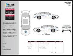 Chevy Malibu 2016 - Homelife - Complete Kit