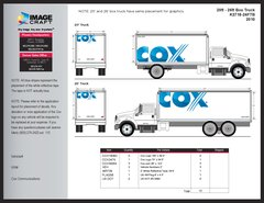 Box Truck - 20 ft to 26ft - 2010 A la Carte