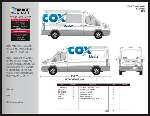 Ford Transit 2016 - Media - A la Carte