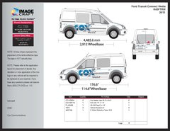 Ford Transit 2013 - Media - Complete Kit
