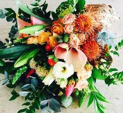 Fresh, Seasonal Floral Arrangement[s]