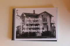 Delavan's Historic Residential Architecture Book