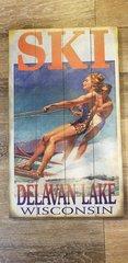 Ski Delavan Lake Wisconsin