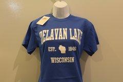 Est. 1846 T Shirt - Blue