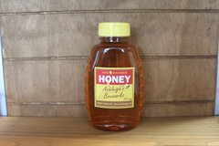 16 oz Pure Wisconsin Honey