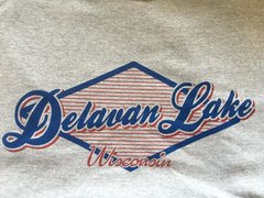 Delavan Lake Diamond T Shirt