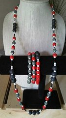 Men's Necklace and Bracelets Set