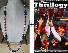 Men's Necklace plus The Thrillogy Bundle.