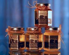 5 oz. Hex Honey Jar