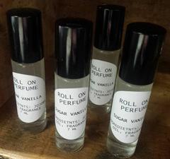 Sugar Vanilla Roll On Perfume