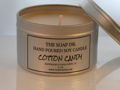 Cotton Candy Soy Candle 8 oz