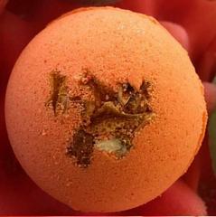 Blood Orange EO Bath Bomb