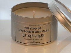 Velvet Sugar Soy Candle 8 oz