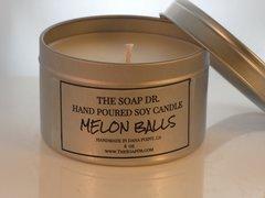 Mlin Balls Soy Candle 8 oz