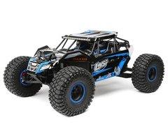 Losi Rock Rey 1/10 4WD RTR Electric Rock Racer Blue (LOS03009T2)