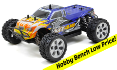 Dromida MT4.18 Ready-To-Run 1/18 Monster Truck w/Charger & Battery (DIDC0042)