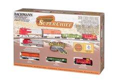 Bachmann Super Chief N Train Set (BAC24021)