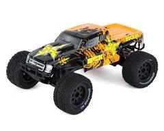 ECX Ruckus 1/10 2WD RTR Electric Monster Truck Black/Orange (ECX03331T2)