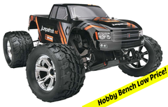 HPI Racing 1/10 Jumpshot MT Ready-To-Run (HPID1216)