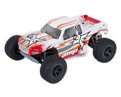 ECX AMP 1/10 RTR 2WD Monster Truck White/Orange (ECX03028T1)