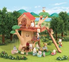 Calico Critters Adventure Tree House (IPSCC1444)