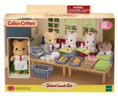 Calico Critters School Lunch Set (IPSCC1486)