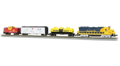 Bachmann Thunder Valley N Scale Electric Train Set (BAC24013)