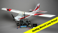 E-Flite Apprentice S 15e RTF with SAFE Technology (EFL3100)