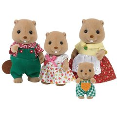 Calico Critters Woodbrook Beaver Family (IPSCC1473)