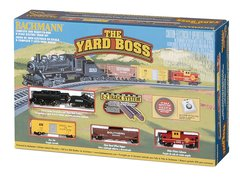 Bachmann Yard Boss N Train Set (BACU6814)
