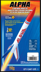 Estes Alpha Rocket Kit Skill Level 1 (EST1225)
