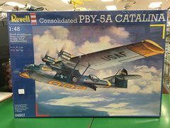 Revell Consolidated PBY-5A Catalina 1/48 Plastic Model Kit (RVLS4507)
