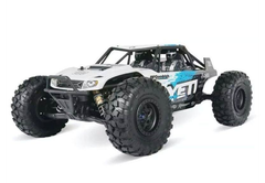 Axial YETI 4WD 1/10 Electric Rock Racer RTR Truck (AX90026)