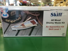 The Skiff Boat Model Kit (MIDB1967)